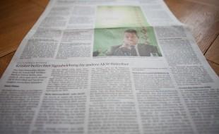 Kritiker befuerchtet Signalwirkung fuer andere AKW-Betreiber