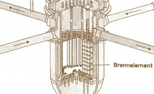 Reaktordruckbehälter RDB Beznau KKB2 col