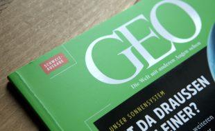 GEO Schweiz-Ausgabe 12 2016